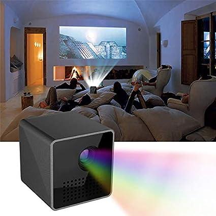 Soporte de proyector móvil inalámbrico P1 + WIFI Miracast Airplay ...