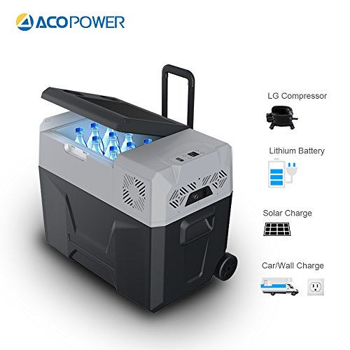 Portable Battery Operated Cooler - 2