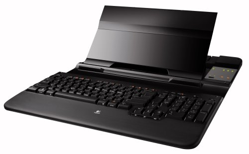 Logitech Keyboard Usb Hub - LOGITECH Alto Portable Notebook Stand w/ Keyboard and USB Hub 967684-0403 Keyboard Retail