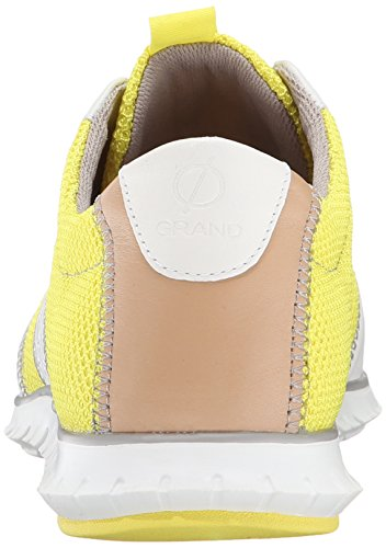 Cole Haan Womens Zerogrand Fashion Sneaker Sunray Mesh/Optic White/Silver Mist/Optic White Croc aVvAna