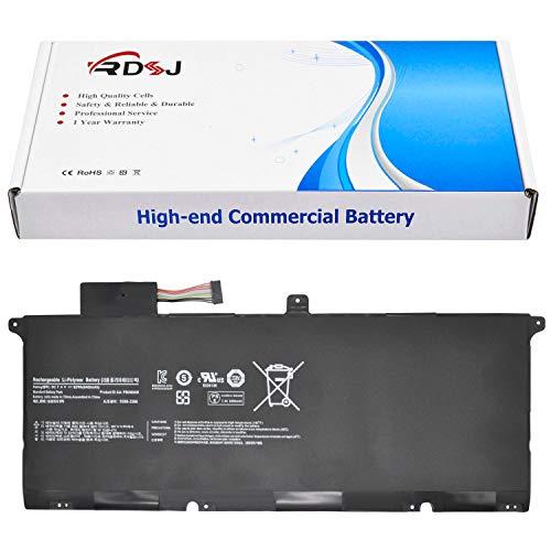 RDSJ Compatible AA-PBXN8AR Laptop Battery Replacement for Samsung Series 9 900X4 900X46 900X4B 900X4C 900X4D NP900X4C 900X4B-A01DE 900X4C-A01 NP900X4D NP900X4C-A01CN 7.4V 62Wh ()
