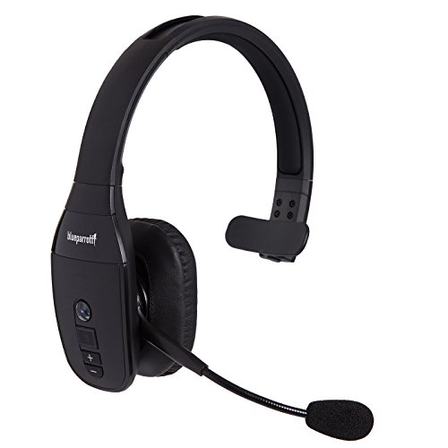BlueParrott B450-XT Noise Cancelling Bluetooth Headset - Industry Leading Sound with Long Wireless Range, Extreme Comfort and Up to 24 Hours of Talk Time