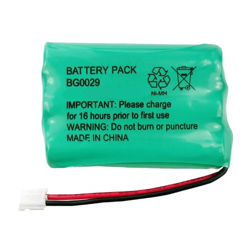 Fenzer Rechargeable Cordless Phone Battery for Motorola M...