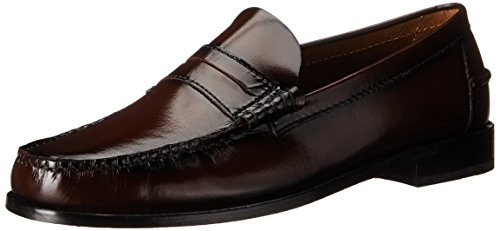 Florsheim Berkley Hommes US 9 Rouge Large Mocassin