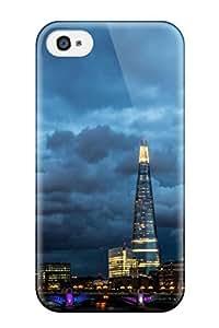 Iphone 5C City Print High Quality Tpu Gel Frame Case Cover WANGJING JINDA