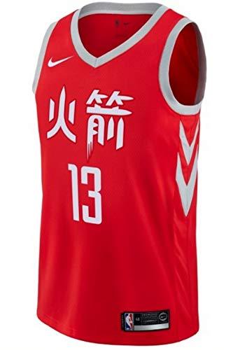Nike Men's James Harden Houston Rockets NBA Swingman City Edition Jersey Size XL ()