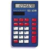Texas Instruments TI-108 Elementary Calculator