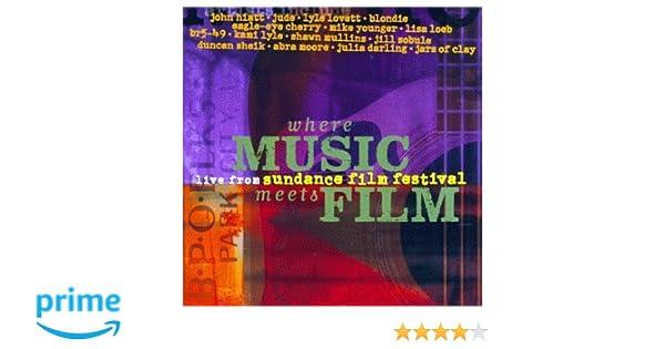 Where Music Meets Film: Live from the Sundance Film Festival