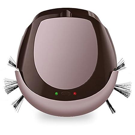 JJYJQR Robot Aspirador Robot De Barrido Slim Intelligent Aspirador ...