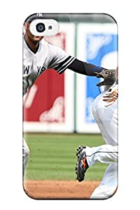Julia Hernandez's Shop Quality AnnaSanders Case Cover With Derek Jeter Baseball Nice Appearance Compatible With Iphone 4/4s