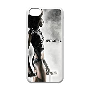 NIKE JUST DO IT R-N-G1031754 Iphone 5C Phone Back Case Customized Art Print Design Hard Shell Protection
