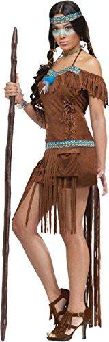 Medicine Woman Adult Costume - Medium/Large