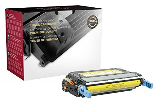 Hp Q6462a Yellow Toner - Inksters Remanufactured Yellow Toner Cartridge Replacement for HP Q6462A (HP 644A) - 12K Pages