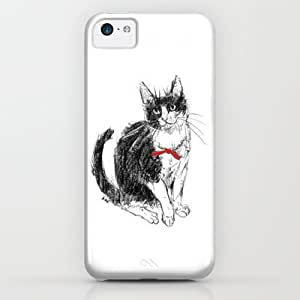 Society6 - Cat 012 iPhone & iPod Case by Kei0727