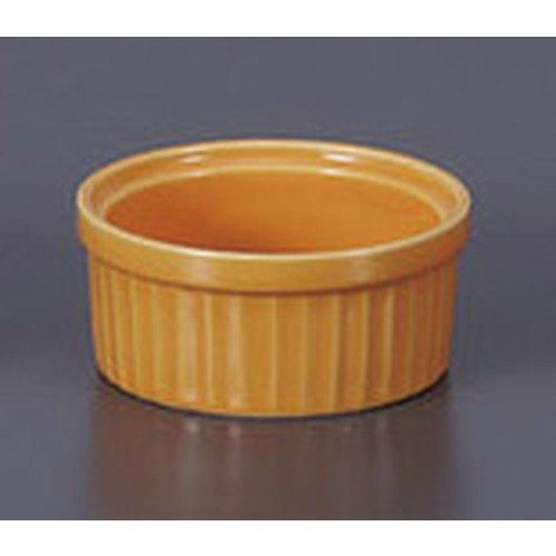 [mkd-791-19-78e] Western-style single item Orange Souffle S [8 x 3.7 cm 100 cc] Ryotei Ryokan Japanese-style machine For eating and drinking business by SETOMONOHONPO