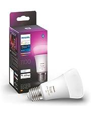 Philips Hue standaardlamp - wit en gekleurd - 1-pack - E27-1100lm
