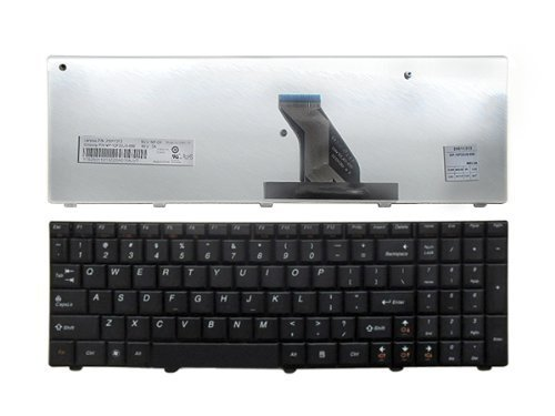 Eathtek Replacement Keyboard for IBM LENOVO G560 G565 Series Black US Layout, Compatible part number 25-011429 N4L-US 9Z.N5GSN.001 NSK-B20SN 01 25-009754 25011306 25011306 25-011306 25009755 25-009755