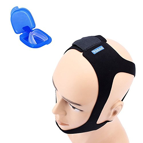 Snoring Mouthpiece Comfortable Professional Combination