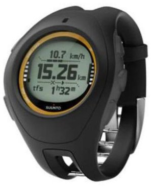 Suunto X10 Wrist-Top GPS Computer Watch with Altimeter, Barometer, Compass, and GPS