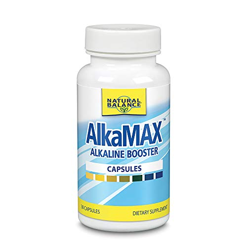 Alkamax Liquid - Natural Balance AlkaMax Capsules 30