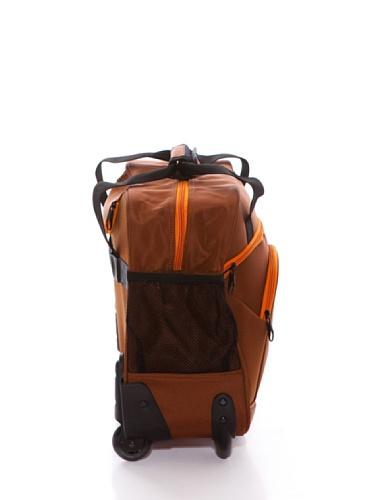 Semirrígido 43 Travel John Trolley Naranja 50 Cm Lisboa X8SwExqv