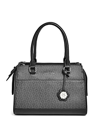 GUESS Factory Women's Farrington Logo Box Satchel by GUESS Factory (Image #5)