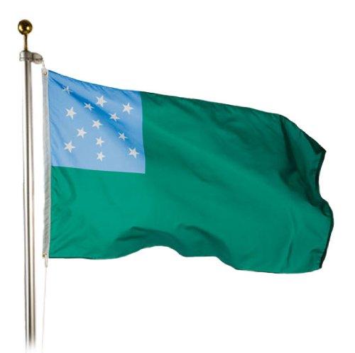 Green Mountain Boys Flag 3X5 Foot Nylon PH