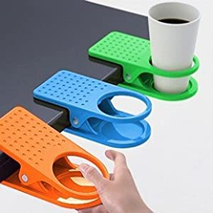 office coffee cups. new arrival office table desk drink coffee cup holder clip drinklip 4pcslot random color cups f