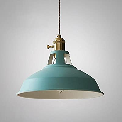 JINGUO Lighting Industrial Chandelier Pendant Light Modern Simple Style Creative Ceiling Lights Character Colour LED Hanging Lamp for Dining Room Bed Cafe Living Room