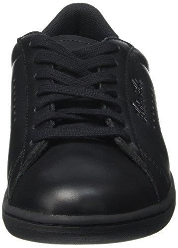 Le Coq Sportif Arthur Ashe Luxe - Zapatillas Hombre Negro (Black)