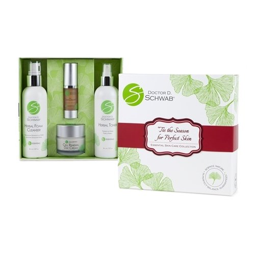 Doctor D. Schwab 4-Piece Holiday Essentials Set by Doctor D. Schwab