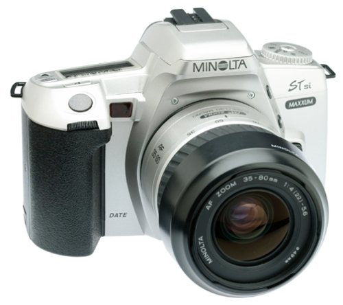 amazon com minolta maxxum stsi panorama date 35mm slr camera kit rh amazon com SMC2870W Manual SMC2870W Manual