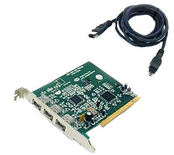 Amazon.com: Belkin f5u501-apl tarjeta de FireWire PCI ...