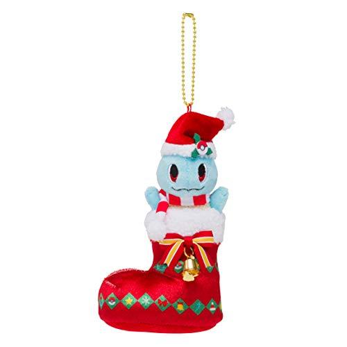 Pokemon center original Plush Toy Mascot Christmas 2018 Squirtle