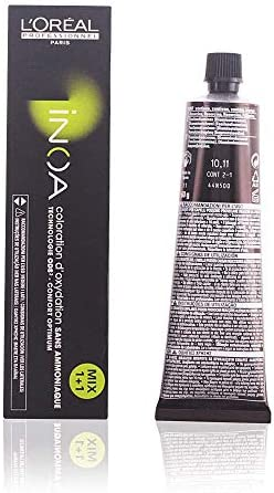 LOreal Inoa Candy Coloration DOxydation Sans Amoniaq #10,11 60 Gr 1 Unidad 600 g