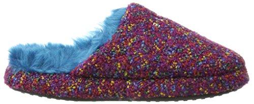 ESPRIT Damen Dotty Mule Pantoffeln Pink (Dark Pink)