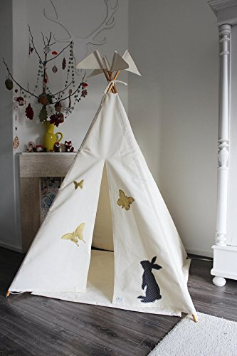 Canvas Teepee With Carry Case