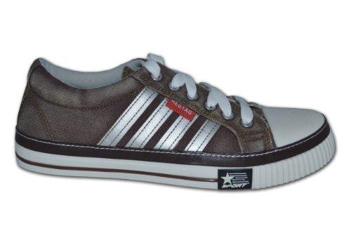 Red Tag , Herren Sneaker, Braun - braun - Größe: 44