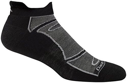 Darn Tough Men's Merino Wool No-Show Ultra-Light Cushion Ath