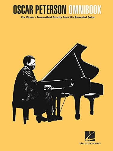 - Oscar Peterson - Omnibook: Piano Transcriptions