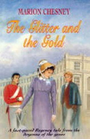 book cover of The Glitter and the Gold