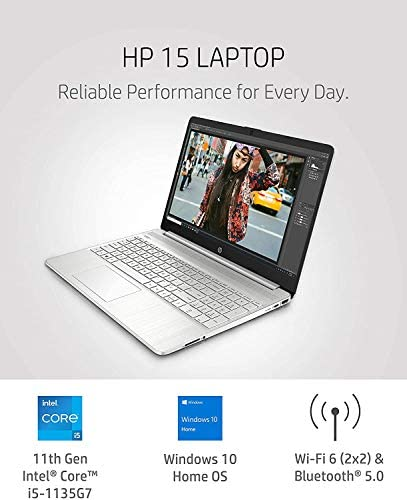 2021 Newest HP 15.6 FHD IPS Flagship Laptop, eleventh Gen Intel 4-Core i5-1135G7(Up to 4.2GHz, Beat i7-1060G7), 16GB RAM, 512GB PCIe SSD, Iris Xe Graphics, Fast Charge, WiFi, Lightweight,w/GM Accessories