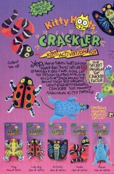 UPC 792196100366, Kitty Crackler Mouse