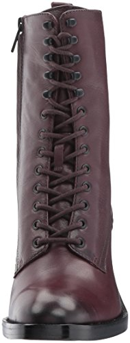 Frye Womens Pia Combat Boot Wine
