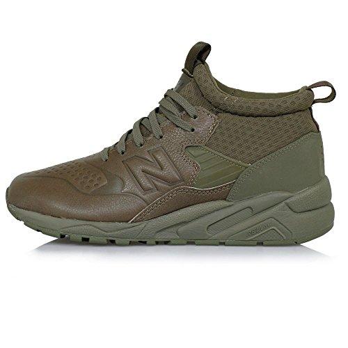 Vihreä Boot 580 Sneaker Tasapaino Musta Uusi Kouluttajat w6S1xqnqU