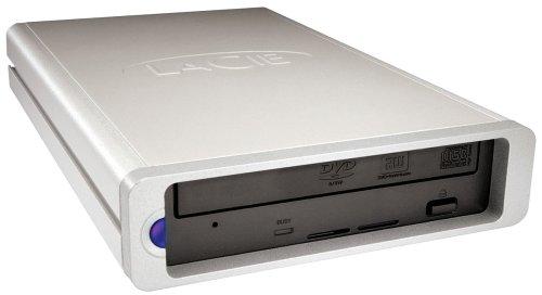 Lacie d2 External 16x Dual-Layer DVD+/-RW Drive with FireWire/USB2.0 (Model ()