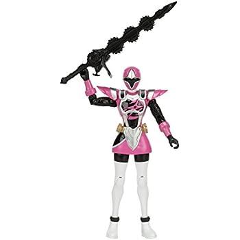 Power Rangers Ninja Steel 5-Inch Ninja Master Mode Pink Ranger Figure