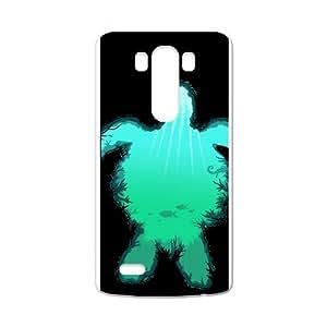 Canting_Good Sea Turtle Custom Case Shell Skin for LG G3 (Laser Technology)