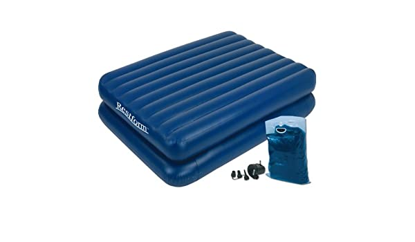 Cama hinchable doble Restform + REGALO cama individual + ...