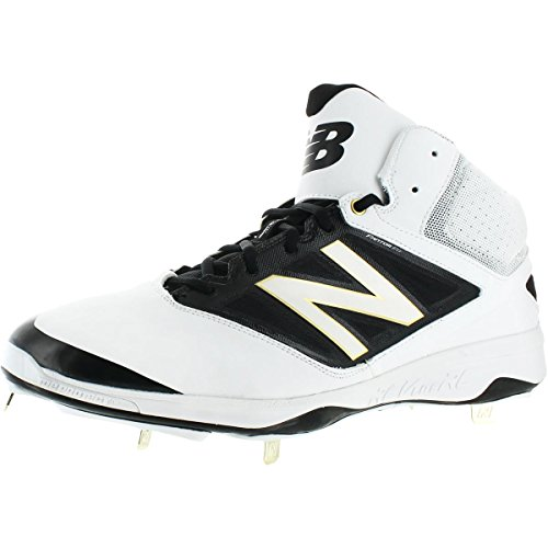 New Balance Midcut 4040v3 Mens Cushioning Metal Baseball Cleat – DiZiSports Store